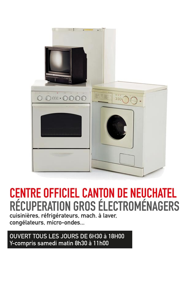 Gestrec recyclage 2013 colombier suisse romande - Recuperation capsules nespresso france ...
